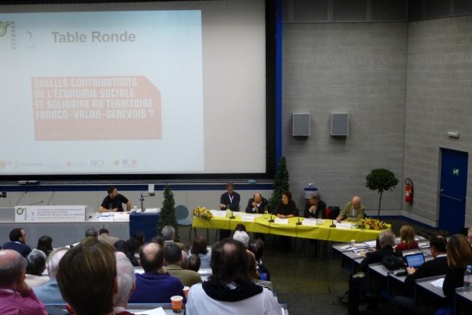 Table ronde des élus